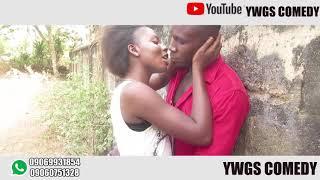 AMERICAN KISS VS NIGERIAN KISS (FUNNY VIDEO)