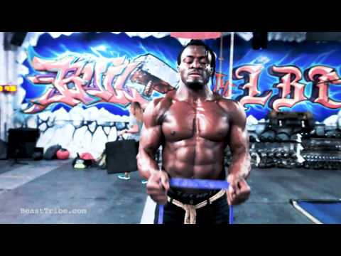 Sekou Beast Tribe- Calisthenics and bodyweight  motivation