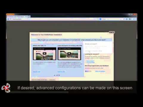 Creating a Mobile Friendly Website using DotNetNuke