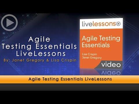 Agile Testing Essentials LiveLessons - Video Course or Agile Books?