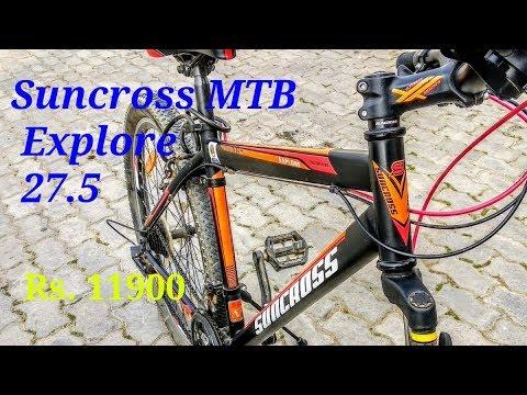 Suncross Explore MTB