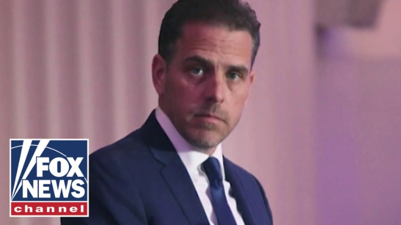 'The Five' question how Hunter Biden's art could be worth up to $500K