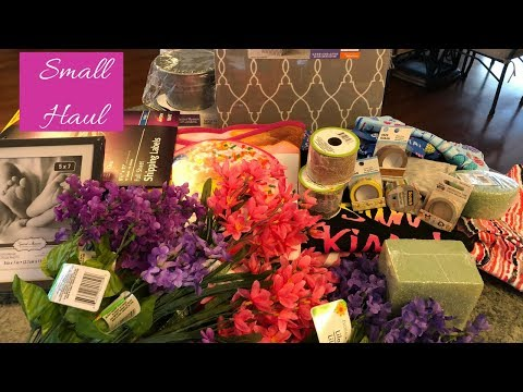 Small Haul Dollar Tree | Walmart | Office Depot