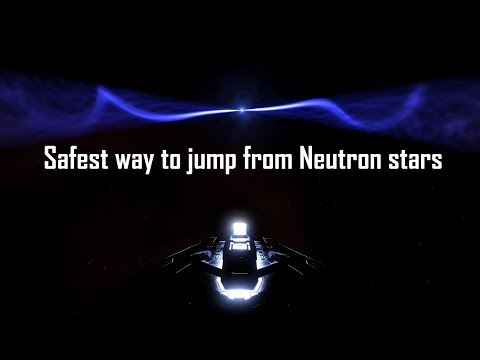Elite: Dangerous - Safest way to jump from Neutron stars