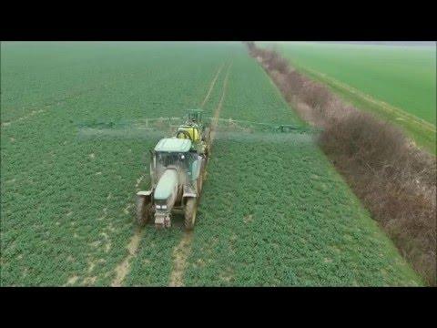 Upotreba drona u poljoprivredi