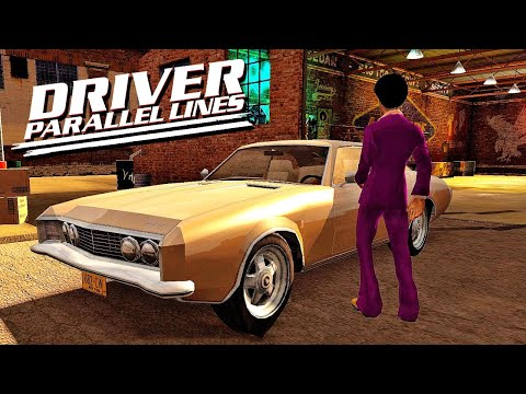 Driver: Parallel Lines - Gameplay Walkthrough - Mission #2: Wheelman
