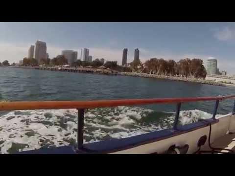 San Diego/Coronado Ferry Ride