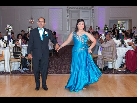 Toronto Trinidad Wedding Reception Entrance | Trinidad Wedding Video | GTA Videographer Photographer