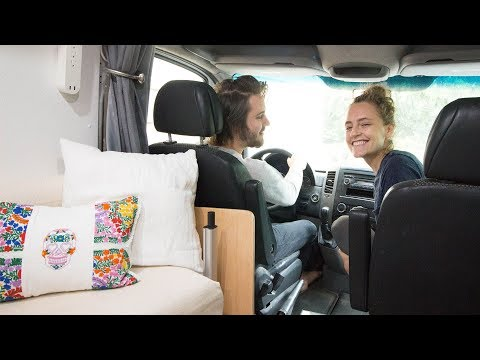 VAN LIFE ROAD TRIP // Day In The Life