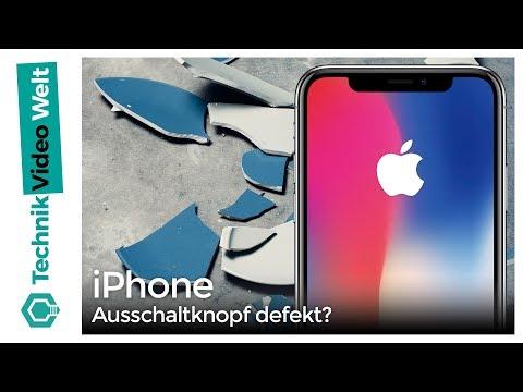 iPhone Ausschaltknopf defekt? Das könnt ihr tun.