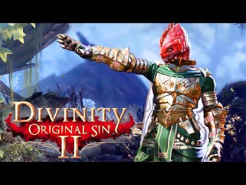 Divinity: Original Sin 2 - Console Release Date Trailer