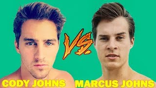 Cody Johns Vines Vs Marcus Johns Vines (W/Titles) Best Vine Compilation 2017