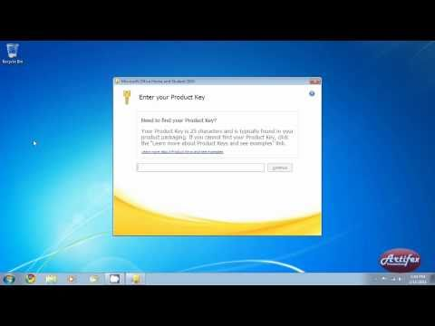 Backup/Restore Microsoft Office 2010 Activation