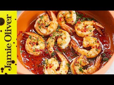 Garlic & Chilli Prawns | Bart's Fish Tales | #MyFoodMemories | AD
