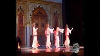 Ballet Atturat By Shady Sultan : Danza Marroqui Estilo Shikhat