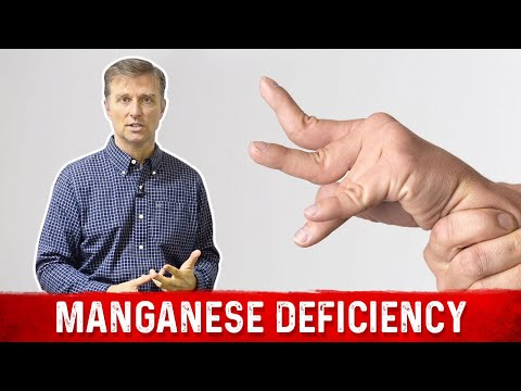 Do You Have a Manganese Deficiency?