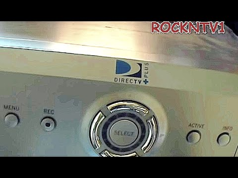 DIRECTV SATELLITE DISH RECEIVER HACK