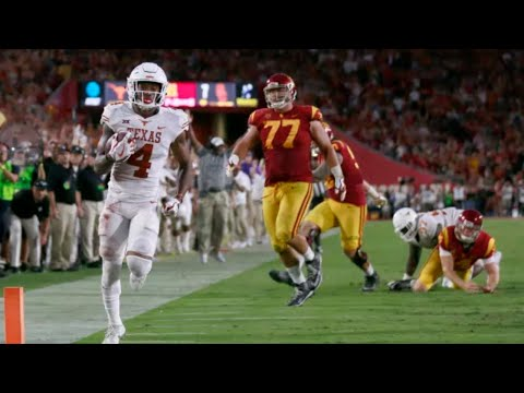 Every Pick Six Of The 2017-18 College Football Season (Part 1)