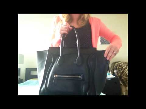 f4e16ee0d842  200 THRIFTED CELINE TOTE!!!! BAG REHAB - HOW TO REPAIR DRY SCUFFED ...