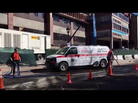 Diesel Spill Cleanup