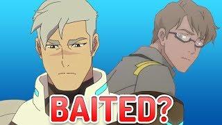 Did Voltron Queerbait Its Fans? (Shiro & Adam)