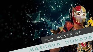 Top 25 Moves of Gran Metalik/Mascara Dorada [HD]