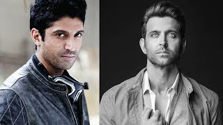 I would like to get locked up in a Jail with Hrithik Roshan, says Farhan Akhtar