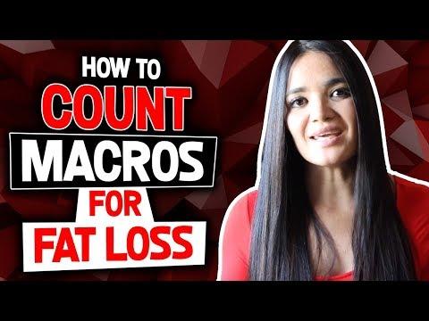 How to Count Macros for Fat Loss | Cómo contar macros para perder grasa
