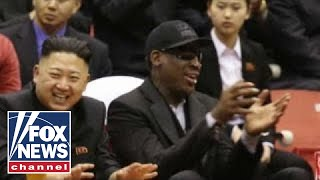 Dennis Rodman wants some credit for North Korea summit