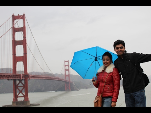 Off To SAN FRANSCISCO : Golden Gate Bridge, Pismo Beach | Sweet Nika
