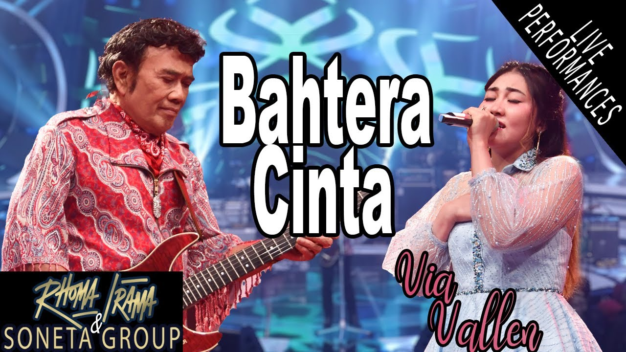 Download RHOMA IRAMA & SONETA FT. VIA VALLEN - BAHTERA CINTA (LIVE) MP3 Gratis