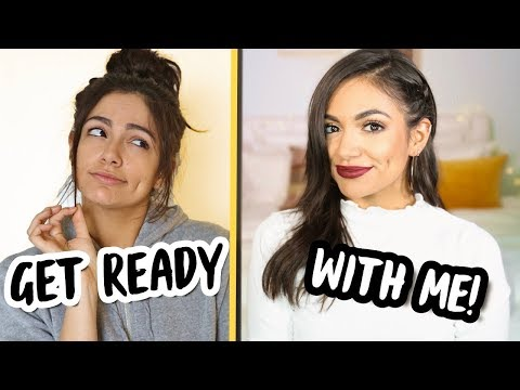 GET READY WITH ME: Fall Night Out!