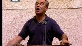 ערוץ הכנסת - ג'מאל זחלקה נגד סתיו שפיר ומפלגת העבודה, 7.9.15