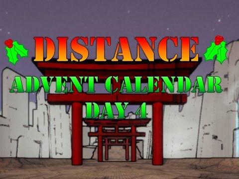 Distance Beta Advent Calendar Day 4: Distant East