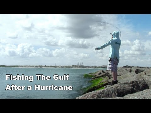 Fishing in Port Aransas! - Fly Fishing the Gulf - McFly Angler Episode 34