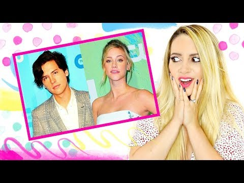 EXPERT DECODES LILI AND COLE'S RELATIONSHIP! Riverdale Couple Body Language | Ask Kimberly