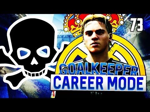 'DYING IN CAREER MODE?!' | FIFA 16 Goalkeeper Career Mode w/Storylines | Episode #73