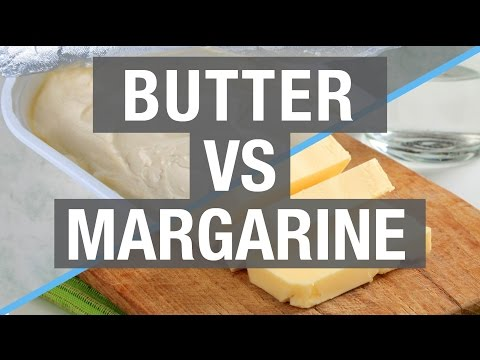 Butter Vs. Margarine: Who Wins?!