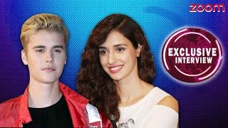 Disha Patani Thrilled About Justin Bieber's India Tour | Exclusive