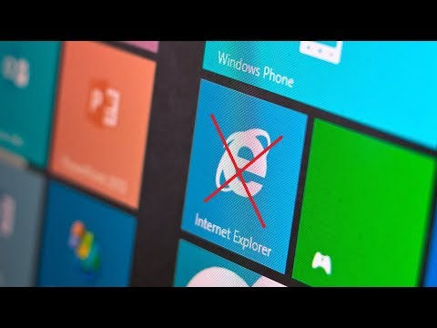 How to Delete Internet Explorer 11 in windows 10