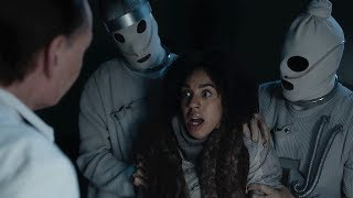 Pearl Loses Her Patients - Doctor Who: Series 10
