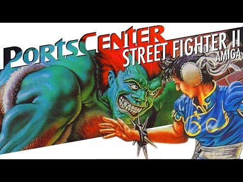 Street Fighter II (Amiga) - PortsCenter #051 w/ Ben Paddon