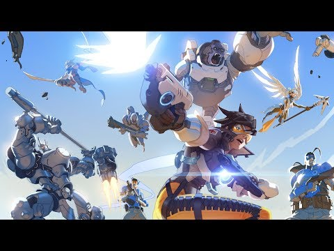 Daily Live Streams are Back! | OVERWATCH | With Dragonwhelp!