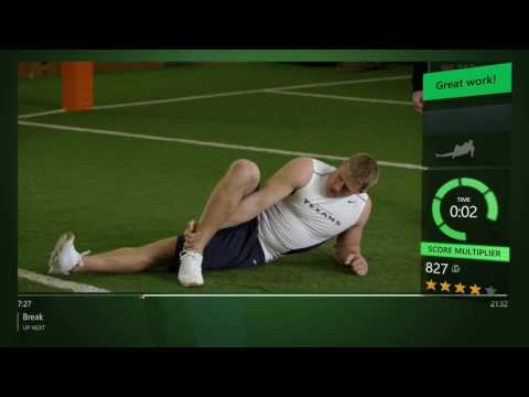 Xbox Fitness: JJ Watt Strength