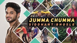 Jumma Chumma (Around The World)   Siddhant Bhosle   25th Year Celebration Cover