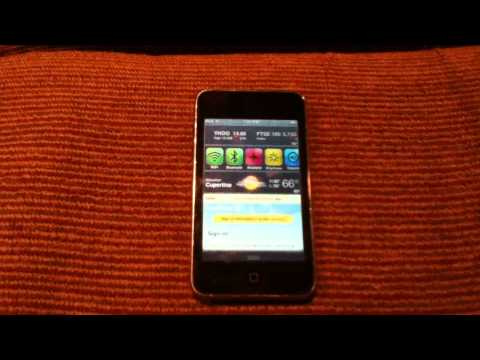 Get Widgets in iOS 5 Via Notification Center (iPhone, iPad, iPod Touch)