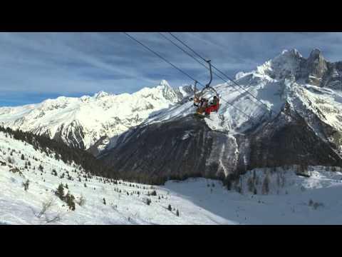 The Ski Week - Chamonix 2016