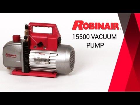Robinair 15500 Vacuum Pump