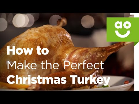 How to make the Perfect Christmas Turkey with Bosch | ao.com Recipes