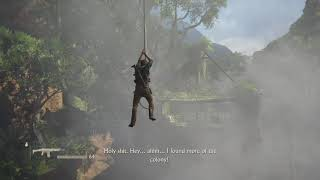 Uncharted™ 4: A Thief's End story chapter 14( Join me in paradise )